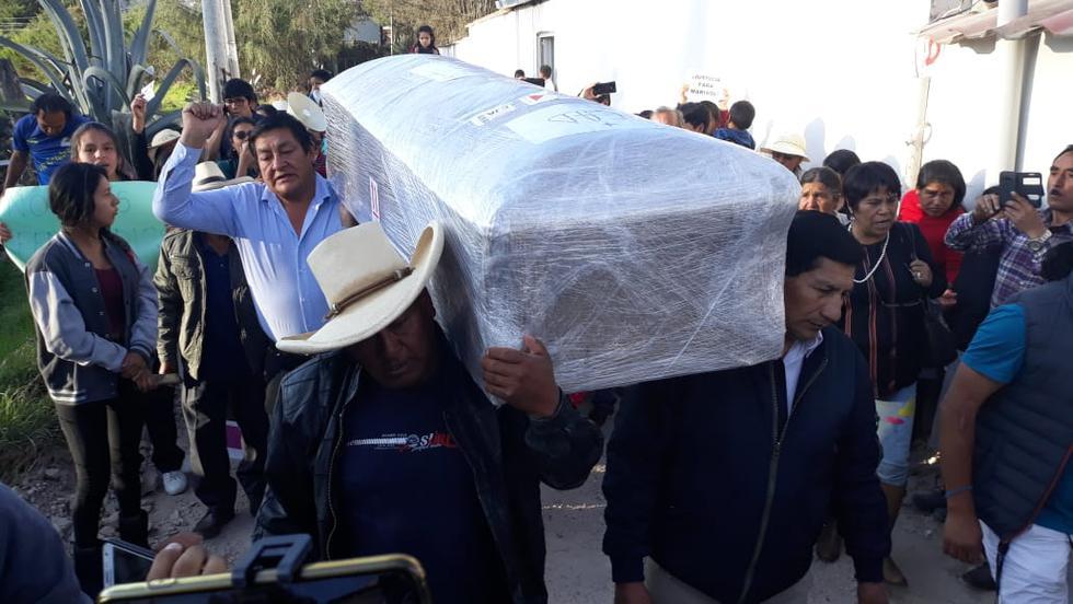 Joven víctima de presunto feminicidio será sepultada en Cajamarca