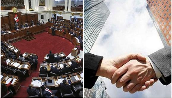 Control de fusiones y adquisiciones. La iniciativa aprobada agrupa 13 propuestas legislativas, de casi todas las bancadas del Parlamento, e incluye disposiciones de un proyecto presentado por el Poder Ejecutivo en marzo de este 2019.