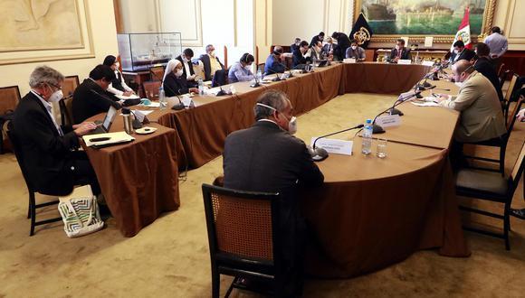 La Junta de Portavoces del Congreso aprobó la noche del miércoles un texto sustitutorio sobre el proyecto multipartidario que propone el retiro del 25% de los fondos de las AFP.  (Foto: Congreso)