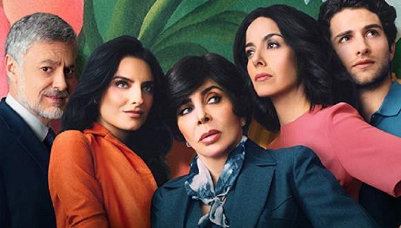 La casa de las flores es una serie web de comedia y drama mexicana, creada por Manolo Caro para Netflix. (Foto: Netflix)