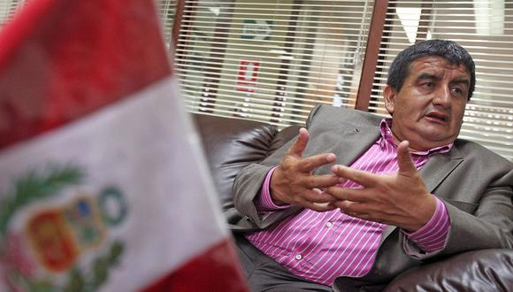 El legislador de Alianza para el Progreso, Humberto Acuña, es investigado por el caso Olmos. (Foto: Andina)