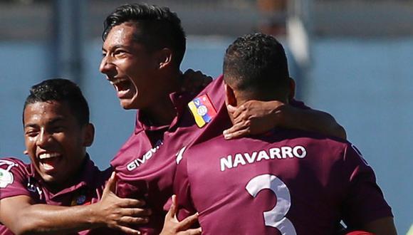 Venezuela, el favorito del Sudamericano Sub 20, enfrentan a Uruguay por el hexagonal final del Sudamericano Sub 20.