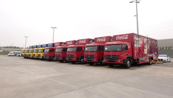 Arca Continental es una de las embotelladoras de Coca-Cola con presencia en Perú. (Foto: GEC)