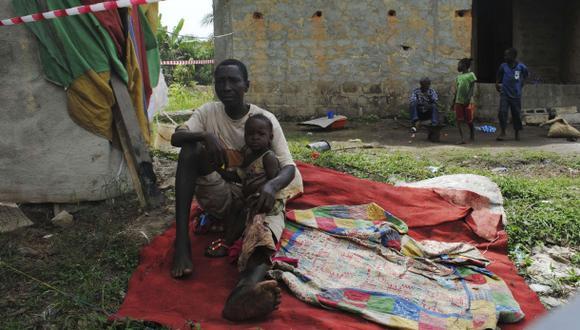 Ébola dejó 16.600 huérfanos en los tres países más afectados