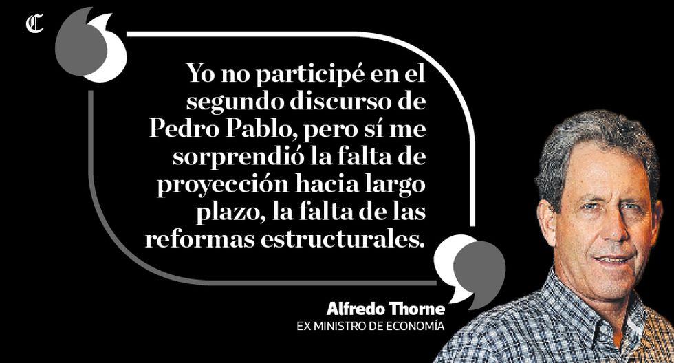 Las Frases Que Dejó Thorne En Debate Sobre La Economía En El