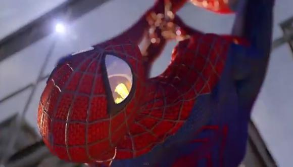 Mira el video de lanzamiento del juego The Amazing Spider-Man 2