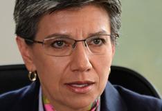 """""""Yo no llegué hasta aquí por ser la mujer que se queda calladita para verse bonita"""": dice la alcaldesa de Bogotá Claudia López"""