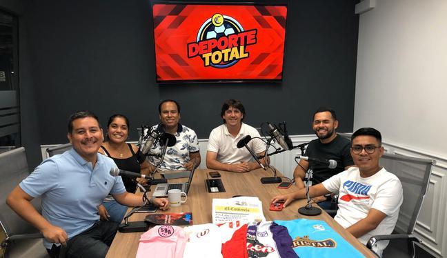 """Podcast Deporte Total 13. El mensaje de Ferrari para el presidente Vizcarra sobre la """"U"""""""