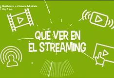 Cinescape: qué ver en streaming