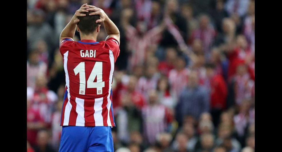 Atlético: la tristeza y frustración del equipo de Simeone - 8