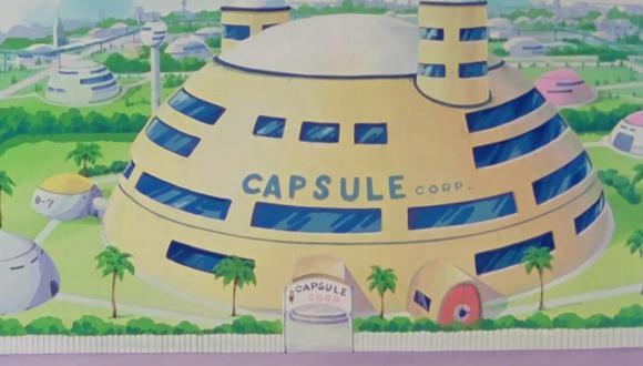La Corporación Cápsula es una compañía fundada y dirigida por el Dr. Brief, el padre de Bulma  (Foto: Toei Animation)
