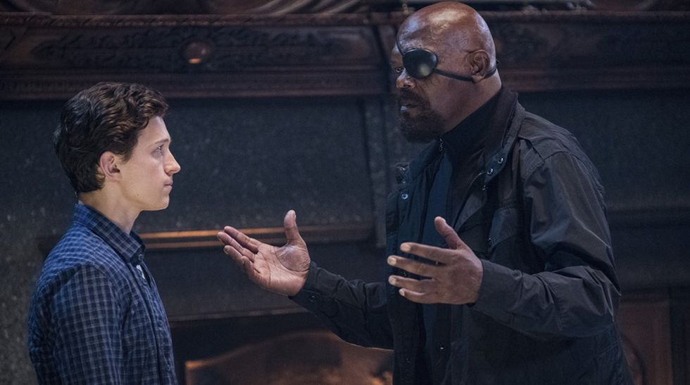 """Spider-Man: Far From Home"". (Foto: Agencia)."
