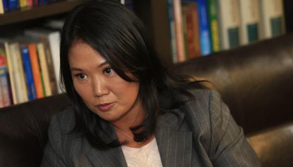 Keiko Fujimori niega contradicciones en su discurso en Harvard