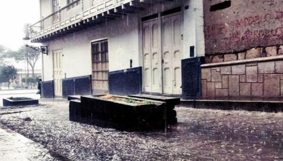 Cajamarca: lluvias ocasionan inundaciones en Jaén y Cutervo