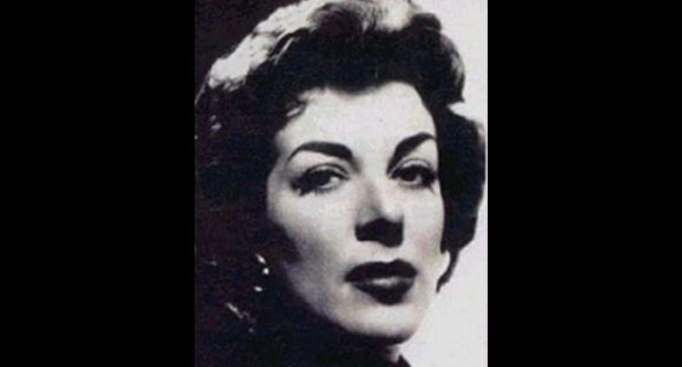 Angelines Fernández: la inolvidable 'Bruja del 71' hace 26 años falleció y así la recordamos. (Foto: Instagram)
