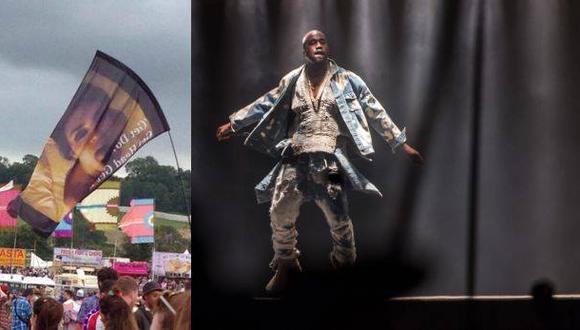 Recuerdan video íntimo de Kim Kardashian en concierto de Kanye