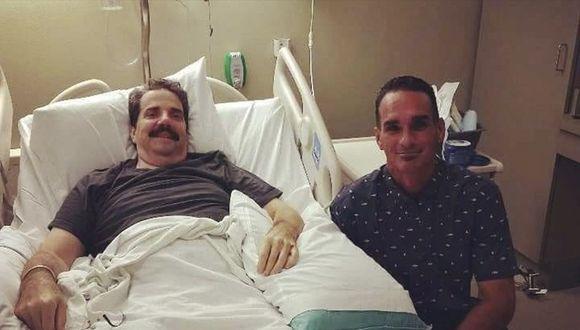 Tom Sovilla y Jack Keith son amigos tras el accidente que protagonizaron. (Gofundme)