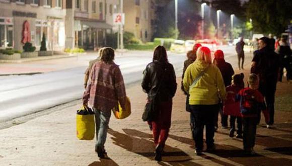 Alemania: 31.000 evacuados por bomba de la II Guerra Mundial