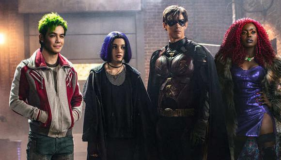 Titans, escenas post-créditos: ¿qué significa para la temporada 2? (Foto: DC Universe)