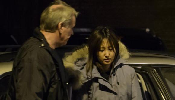 """Dinamarca: Detienen a hija de la """"Rasputina"""" de Corea del Sur"""