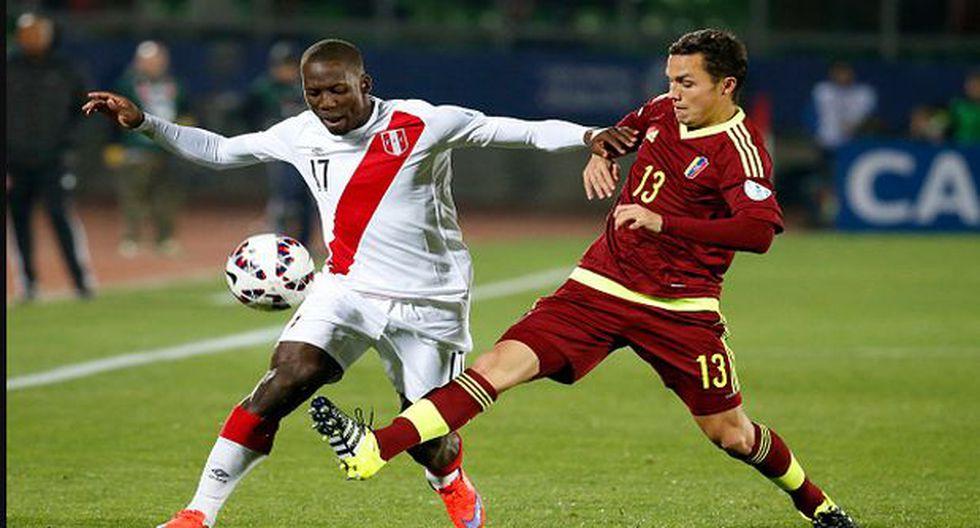 Luis Advíncula y el mensaje de aliento a la selección peruana