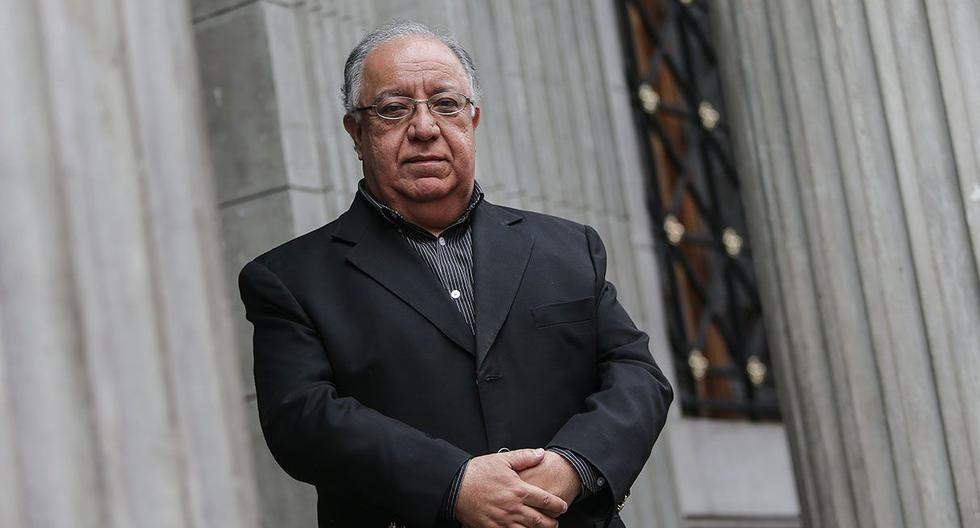 Fernando Tuesta considera que candidatos tuvieron prácticas pocos democráticas. (Foto:  Anthony Niño de Guzman)