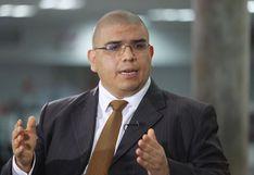 Fernando Castañeda: ¿quién es el nuevo ministro de Justicia y Derechos Humanos?