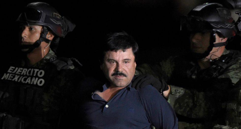 """La defensa de El Chapo afirmó que todo esto """"deja muy claro"""" que las autoridades estadounidenses sabían que iban a trasladarlo cuanto antes de la prisión de Manhattan. (Foto: AFP)"""