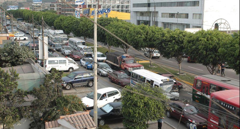 Surco: entre la inseguridad y congestión vehicular - 2