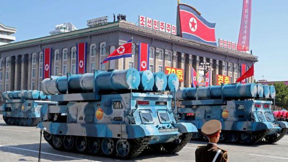 Los desfiles están pensados para exhibir los artilugios militares del país. (Foto: Getty Images)