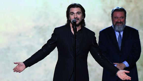 """Juanes tras su regreso a los escenarios: """"He madurado, ahora entiendo más la vida"""". (Foto: AFP)"""