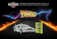 Los autos de tus sueños en tus manos con la colección Autos Hollywood