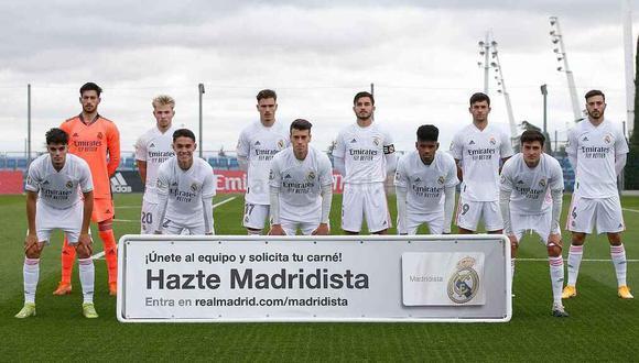 Real Madrid Castilla pidió postergar partido tras brote de contagios de COVID-19