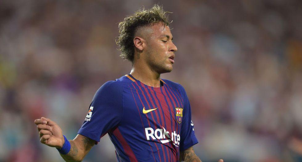 Neymar permaneció en el Barcelona entre los años 2013 y 2017. (Foto: AFP)
