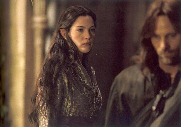 Arwen was going to fight at the Battle of Helms Deep, but her part was cut to include Legolas (Photo: New Line Cinema)
