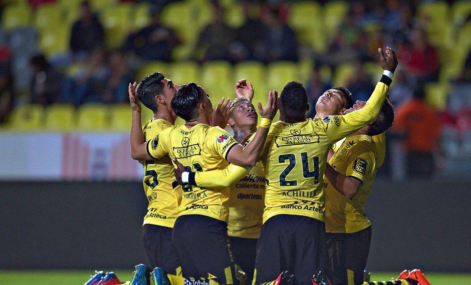 Monarcas Morelia venció como local a Potros y clasificó a los octavos de final de la Copa MX. (Foto: @FuerzaMonarca)