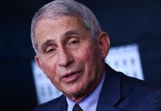 """Anthony Fauci dice que Estados Unidos podría ver """"repunte sobre repunte"""" del coronavirus"""