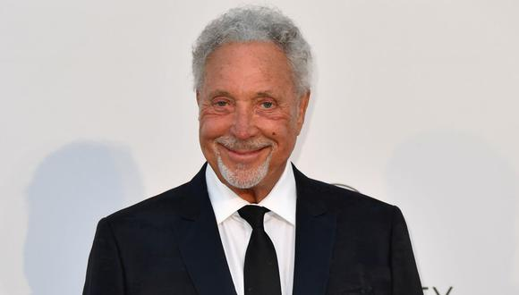 "Tom Jones publicará su nuevo disco ""Surrounded By Time"", (Foto: Alberto PIZZOLI / AFP)"