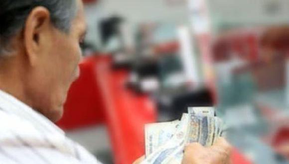 El Pago presencial se llevará a cabo en el Banco de la Nación, la entidad financiera dio a conocer las fechas de entrega del BFU (Foto: Andina)