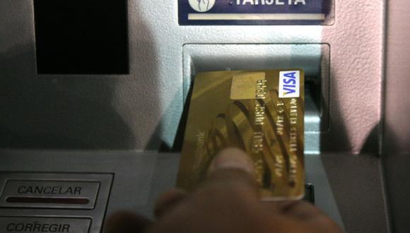 Algunas cuentas del sistema financiero tienen cargos automáticos, como pago de deudas, embargos judiciales, entre otros (Foto: Andina)