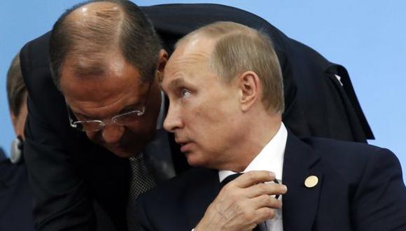 La injerencia de Rusia en Ucrania sigue siendo castigada por Occidente. (Reuters)