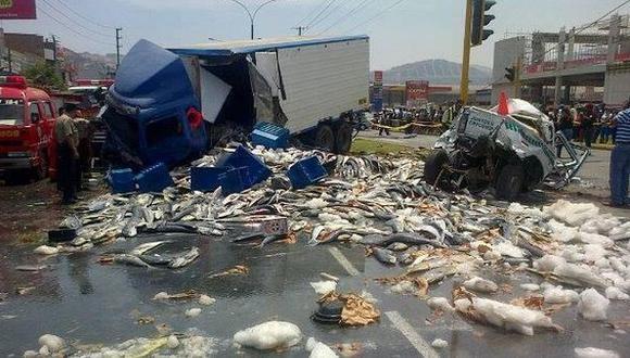 Nuevo juzgado investiga 101 choques vehiculares en Lima Norte