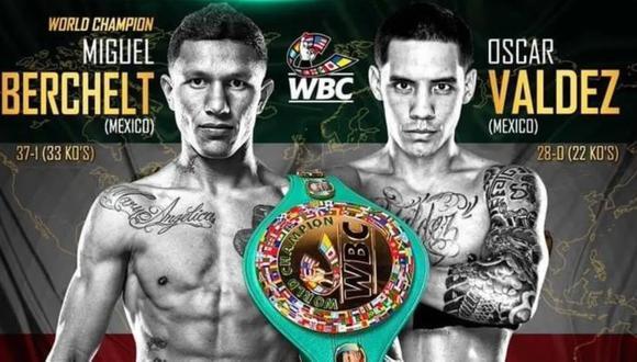 Miguel Berchelt vs Óscar Valdez EN VIVO: Sigue la pelea por el título de boxeo súper pluma EN VIVO