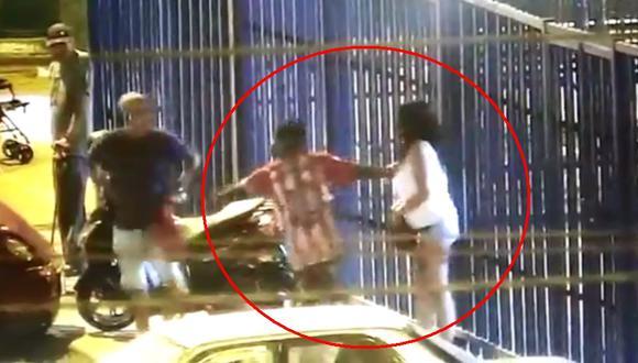 Brigitte Flores Luna negó que haya sido víctima de ataque. (Imagen: Difusión)