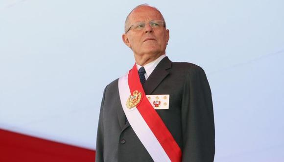 La fiscalía pidió cambiar el mandato de arresto domiciliario por la prisión preventiva para el expresidente Pedro Pablo Kuczynski. (Foto: GEC).