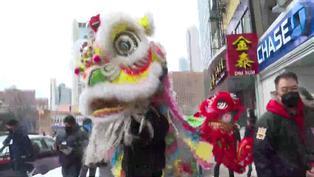 Nueva York: Pandemia y estigma en el Año Nuevo de Chinatown