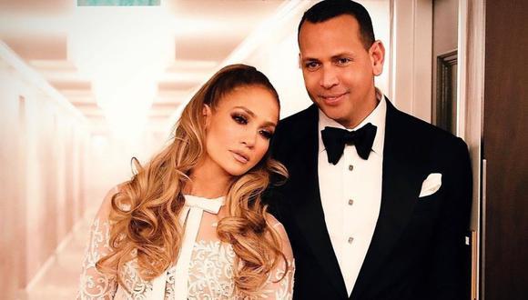 Jennifer Lopez y Alex Rodríguez se separan después de 4 años.  (Foto: Instagram / @arod).