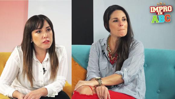 Rebeca Escribens juega Impro en ABC de #Dilo.
