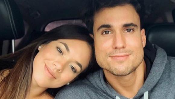 Gino Assereto borró fotos románticas junto a Jazmín Pinedo luego que fuera vinculada con Jesús Neyra. (Foto: Instagram)