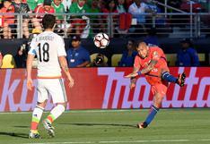 Arturo Vidal dio a entender que México no llegará a la final de Copa Confederaciones